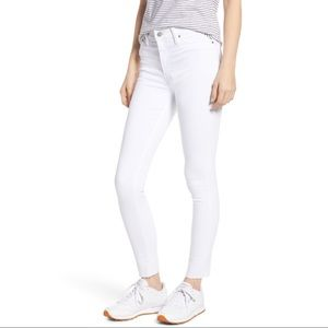 Hudson Barbara High Rise Jeans Ankle 29 NWT